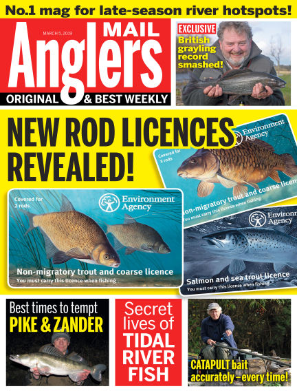 Angler's Mail March 05, 2019 00:00