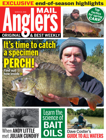 Angler's Mail March 12, 2019 00:00
