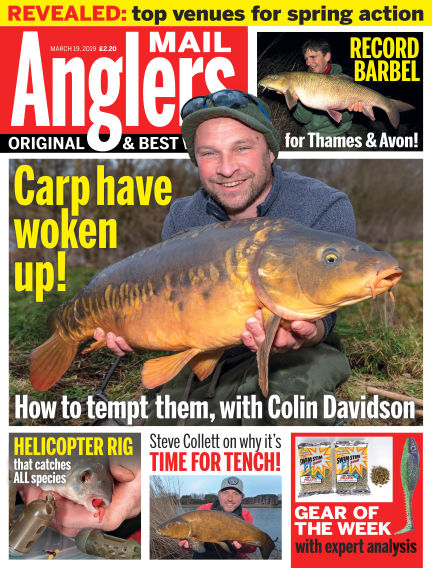 Angler's Mail March 19, 2019 00:00