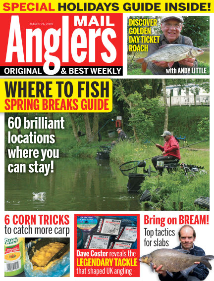 Angler's Mail March 26, 2019 00:00