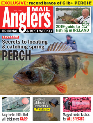 Angler's Mail Apr 2 2019
