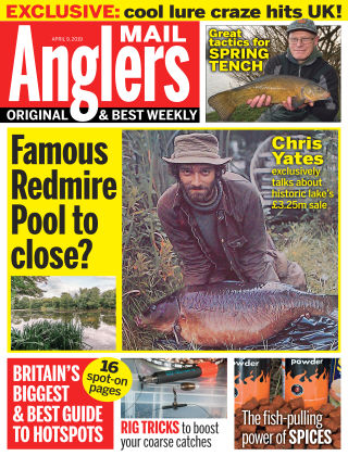 Angler's Mail Apr 9 2019