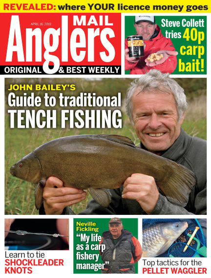 Angler's Mail April 16, 2019 00:00