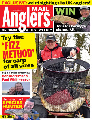 Angler's Mail Apr 23 2019
