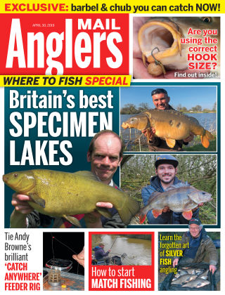 Angler's Mail Apr 30 2019