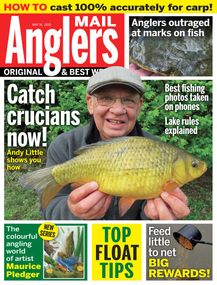Angler's Mail May 14, 2019 00:00