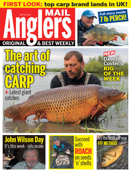 Angler's Mail May 21, 2019 00:00