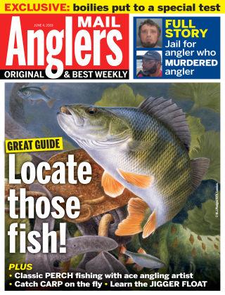 Angler's Mail Jun 4 2019
