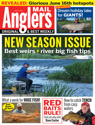 Angler's Mail Jun 11 2019