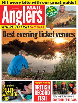 Angler's Mail Jun 25 2019