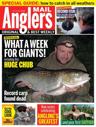Angler's Mail Jul 16 2019