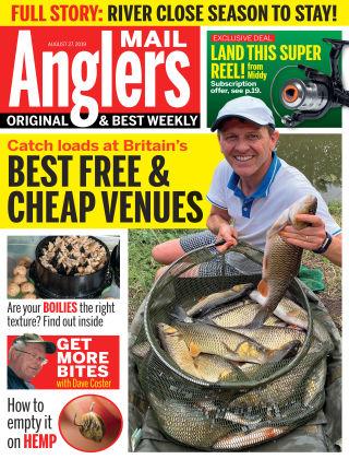 Angler's Mail Aug 27 2019