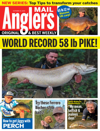 Angler's Mail Oct 15 2019