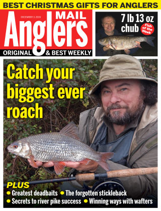Angler's Mail Dec 3 2019