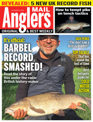 Angler's Mail Dec 10 2019