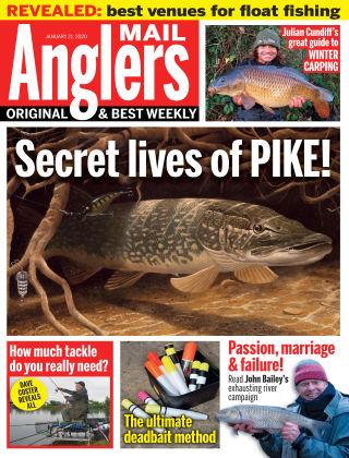 Angler's Mail Jan 21 2020