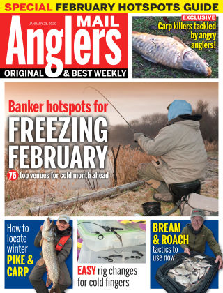 Angler's Mail Jan 28 2020