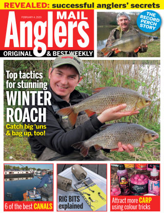 Angler's Mail Feb 4 2020