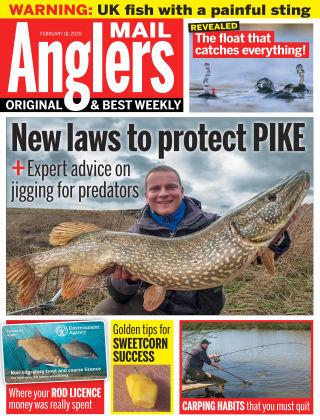 Angler's Mail Feb 18 2020