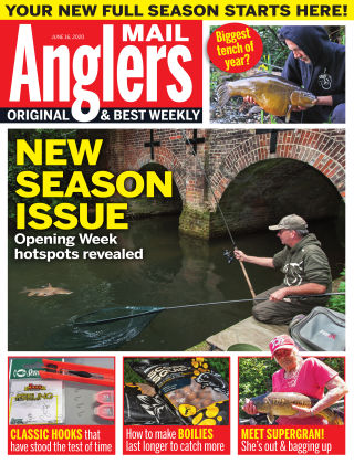 Angler's Mail 16th June 2020