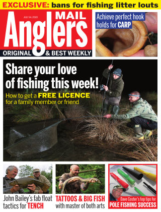 Angler's Mail 18th July 2020