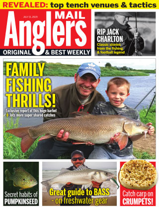 Angler's Mail 25th July 2020