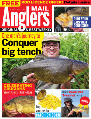 Angler's Mail 8th August 2020