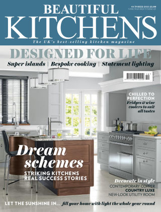 Beautiful Kitchens October 2013