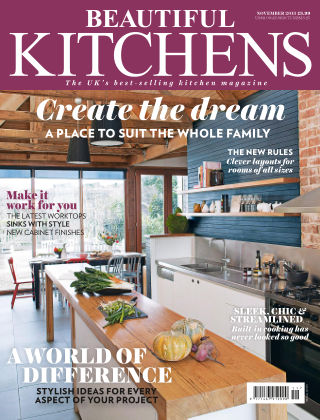 Beautiful Kitchens November 2013