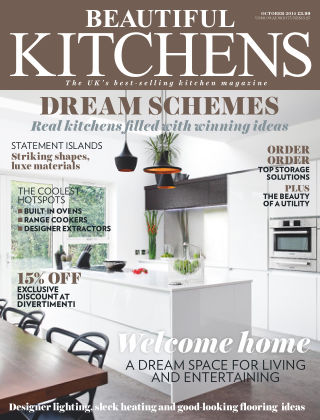 Beautiful Kitchens October 2014