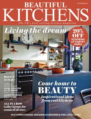 Beautiful Kitchens November 2014