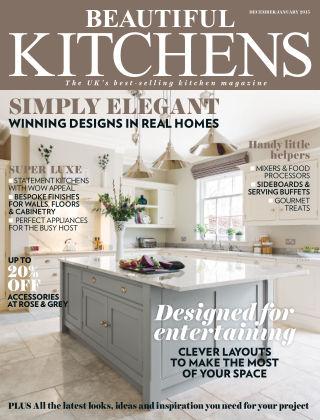 Beautiful Kitchens Dec/Jan 2014