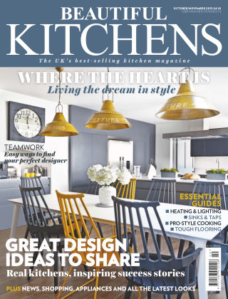 Beautiful Kitchens Oct-Nov 2015