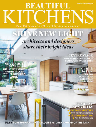Beautiful Kitchens Aug-Sep 2015