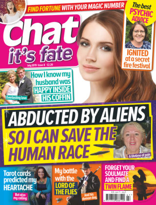 Chat it's Fate Jul 2019