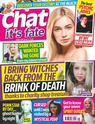 Chat it's Fate Aug 2019