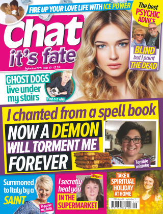 Chat it's Fate Sep 2019