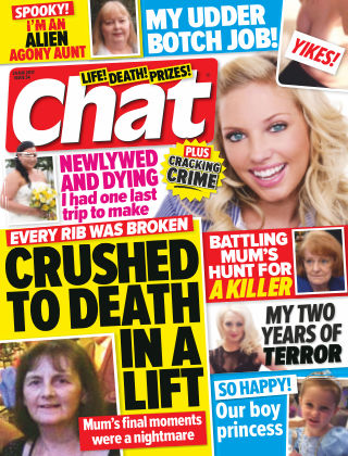 Chat Magazine 24th August 2017