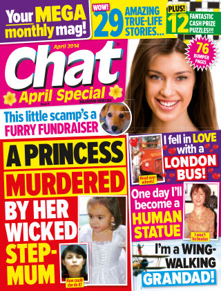 Chat Passions April Special