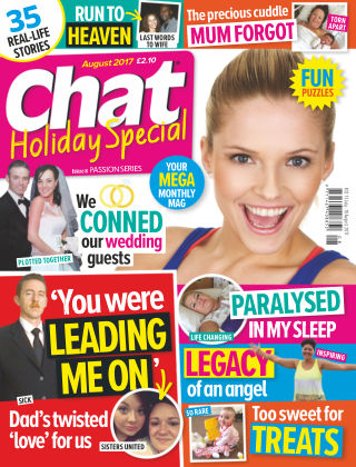 Chat Passions Issue 08 - 2017