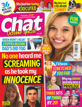 Chat Passions Issue 10 - 2018