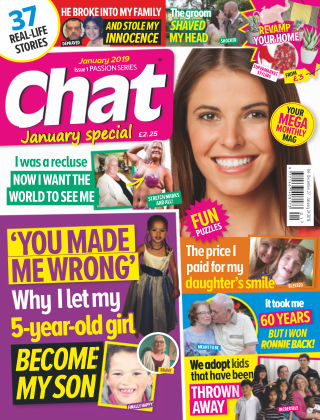 Chat Passions Issue 1 - 2019
