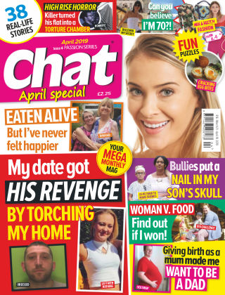 Chat Passions Issue 4 - 2019