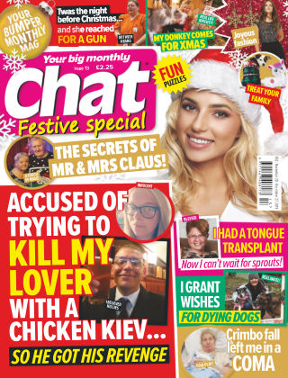 Chat Passions Issue 13 - 2019