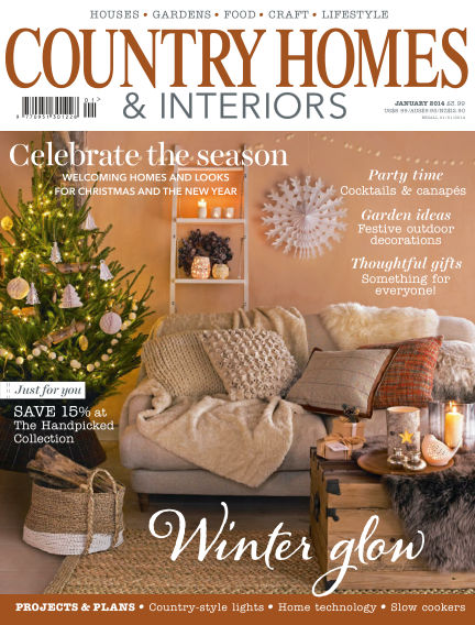 Country Homes & Interiors January 02, 2014 00:00