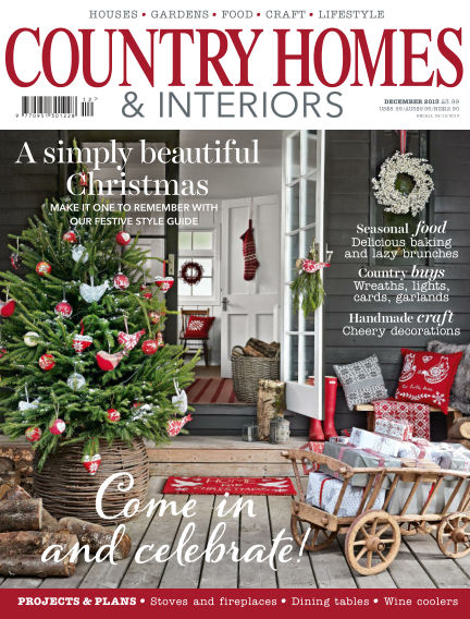 Country Homes & Interiors December 05, 2013 00:00