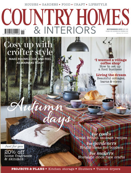 Country Homes & Interiors October 31, 2013 00:00