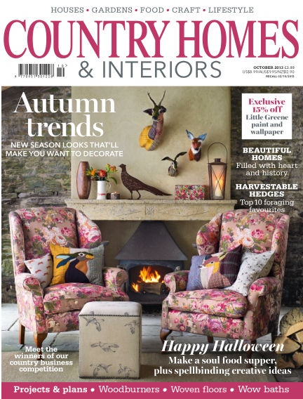 Country Homes & Interiors October 03, 2013 00:00
