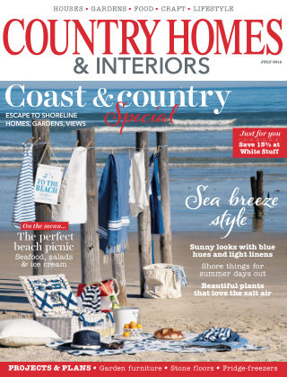 Country Homes & Interiors July 2014