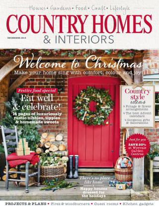 Country Homes & Interiors December 2014